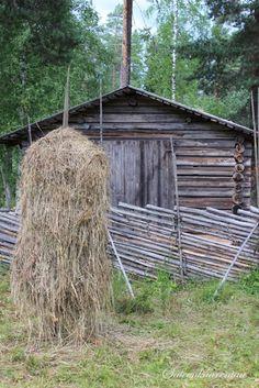 Country Log Barn