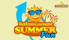 SwitiRohSays: BAKASYUNAN : SUMMER FUN