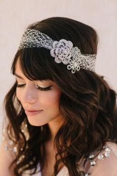 Mallory Russian Veillig Headband