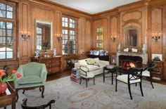 A Versailles-inspired estate in Lake Bluff, Illinois,
