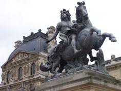 Musee Louvre, Paris, France