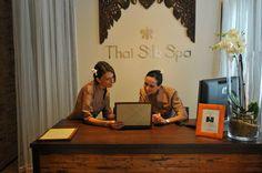 """""""Thai Silk Spa"""": fonte di #benessere ed equilibrio tra terra ed aria, #corpo e #mente."""
