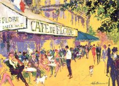 L'Apres Midi - Oil Painting Reproduction On Canvas