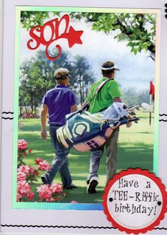 hunkydory little book golf topper