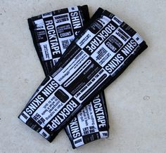 WOD Outlet - CrossFit Apparel and Gear - Rocktape Shin Skins, $39.99 (http://www.wodoutlet.com/rocktape-shin-skins/)