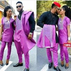 WOW traditional african fashion really are gorgeous AD# 3786 Couples African Outfits, African Dresses Men, African Clothing For Men, African Shirts, Latest African Fashion Dresses, African Men Fashion, Couple Outfits, African Women, African Wedding Attire