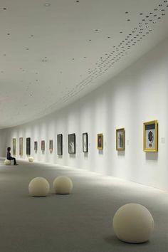 Gallery of Hoki Museum / Nikken Sekkei - 19