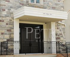 #decorativecornerstone #windowsurround #doorsurround #precastconcrete #caststone #windowsills #keystones #corbels #GFRC #columns #precastcolumns #exteriorcolumns #stoneporticos #caststoneporticos #precastporticos #precastcornices #precastconcrete #buildingsurround  Exquisite, petra design exterior products will set any building apart from the crowd! Visit our website for more products like this or speak to one of our advisers to get your custom design started! Exterior Products, Precast Concrete, Cast Stone, Cornice, Columns, Petra, Ontario, Interior And Exterior, Crowd