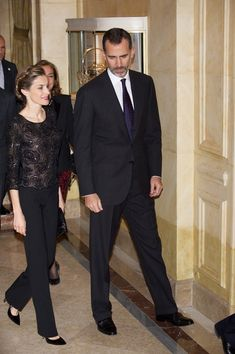 Queen Letizia of Spain Photos: Francisco Cerecedo Journalism Awards