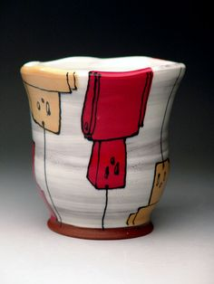Marlee Mincher Cup at MudFire Gallery