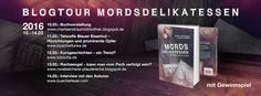 """Zwiebelchens Plauderecke: Blogtour """"Mordsdelikatessen"""" von Bianca Heidelberg..."""
