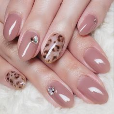 Soft Nails, Pink Nails, Nail Polish Designs, Nail Art Designs, Leopard Print Nails, Fabulous Nails, Stylish Nails, Nail Arts, Nail Inspo