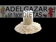 Leche de avena casera - Adelgazar sin hacer dietas | Adelgazar de forma saludable