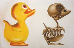 Anatomy of a Rubber Duck by John Kindness at Littlejohn Contemporary