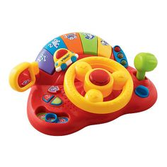 """Vtech Learn and Discover Driver - Vtech - Toys """"R"""" Us"""