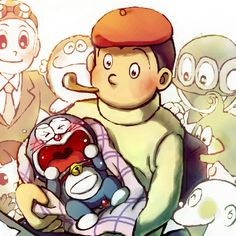 Doraemon #pixiv✖️FOSTERGINGER AT PINTEREST ✖️ 感謝 / 谢谢 / Teşekkürler / благодаря / BEDANKT / VIELEN DANK / GRACIAS / THANKS : TO MY 10,000 FOLLOWERS✖️