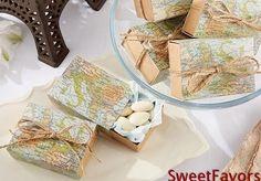 """"""" over de hele wereld"""" kaart gunst box voor reizen thema bruiloft decoratie en feest gift box kraft doos snoep doos in Een geschenk van de bedankt voor bijna elke gelegenheid op aarde! Net zo uniek als een gunst doos vindt u in de hele wer van Event& party benodigdheden op AliExpress.com   Alibaba Groep"""