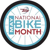 "We are 9 days in to National Bike Month!  ""...an opportunity to celebrate the unique power of the bicycle and the many reasons we ride. Whether you bike to work or school; to save money or time; to preserve your health or the environment; to explore your community or get to your destination...""     Yes to all of these and more!"