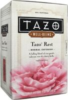 Tazo Rest. Delicious! This tea is amazing and works way better then sleepy time! :)