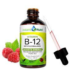 Vitamin B12 | Instant nutri Vitamin B12, Vitamins, Berries, Pure Products, Food, Essen, Bury, Meals, Vitamin D
