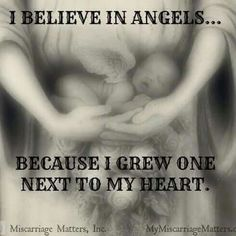 Angel grew next to my heart Miscarriage Tattoo, Miscarriage Remembrance, Miscarriage Quotes, Miscarriage Awareness, Angel Baby Quotes, Pregnancy And Infant Loss, Molar Pregnancy, Pregnancy Tips, Neck Tatto