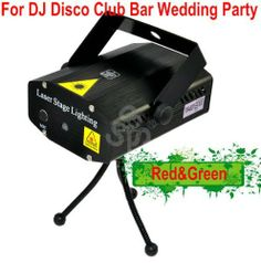 TSSS® Mini Holographic Stage Light Lighting projector Mixed Red & Green Stroboflash Hot DJ Xmas Party Disco wedding -Black, high quality,24 months warranty+free gift by TSSS. $29.99. INSTRUCTIONS FOR USE:  Panel Boot: 1).boot-connecting the power;pull seitch to ON to start work, 2).Flash to start work 3).OFF to stop working (and unplug the power supply)   SPECIFICATION:  1).power supply:AC input AC100V~240V/50~60HZ,output 5V 1.5A.  2).product sixe:?120*95MM,si...