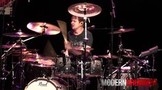 VIDEO - Drummer Ray Luzier (Korn) Performs Drum Solo and Stars, by KXM at Drum Daze 2014  #Korn #Music #drums #drummer #drummers #drumming #moderndrummer #modern #modern_drummer #solo #vid #clip