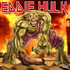 """...""""Eddie"""" Iron Maiden"""