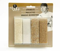 Duff™ Sprinkles, Set of 4