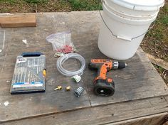Rabbit Watering System How To
