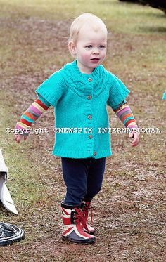 ladymollyparker: Isla Phillips, who turned 2 on March 29, 2014 (b. March 29, 2012), March 2014