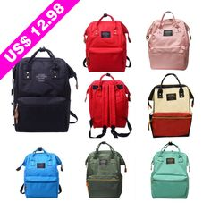 Large Capacity All Use Double Shoulder Backpack Computer Backpack, Travel Backpack, Fashion Backpack, Trendy Backpacks, School Backpacks, Shoulder Backpack, Shoulder Bag, Camping First Aid Kit, Fashion Packaging