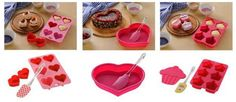 Win 1 of 5 pretty pink baking sets from Premier Housewares