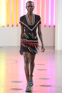 Preen by Thornton Bregazzi Spring 2015 Ready-to-Wear - Collection - Gallery - Look 34 - Style.com