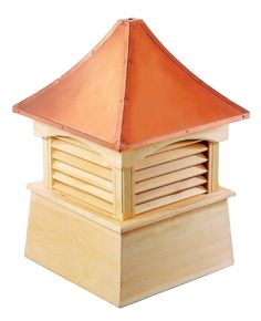 Good Directions Coventry Cypress Wood Cupola 54 inches x 78 inches