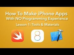 ▶ How To Make an App - Ep 1 - Tools and Materials - YouTube