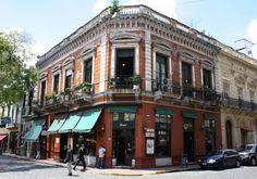 Bairro San Telmo em Buenos Aires #argentina #viagem