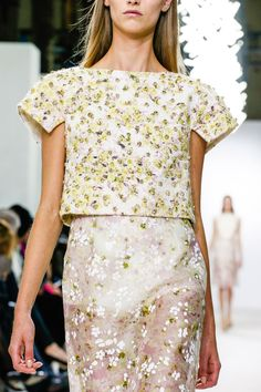Giambattista Valli Spring 2013 RTW - Review - Collections - Vogue