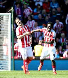 Stoke v Saints - gallery - from Daily Echo Stoke City Fc, Saints, Places To Visit, England, Seasons, Gallery, Roof Rack, Seasons Of The Year, English