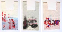 #mercishopparis #lin #linen bags Aurélie Mathigot
