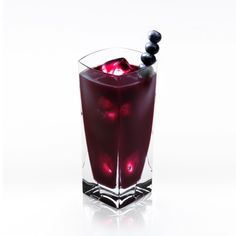 Disaronno Blueberry. Yummy cocktail!
