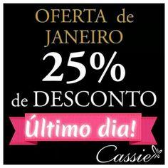 Aproveite o domingo para brilhar ainda mais!!!  Hoje é o último dia da Oferta de Janeiro 25% de desconto!!!   Semijoias folheadas a ouro com garantia.   Pague em até 10x sem juros ✨ Frete grátis para compras acima de R$ 150,00!!!   ▃▃▃▃▃▃▃▃▃▃▃▃▃▃▃▃▃▃▃▃   #Cassie #semijoias #acessórios #moda #fashion #estilo #instamoda #inspiração #tendências #trends #linda #fiquelinda #pulseirismo #instalook #lookdodia #desconto #lookinspiração #euquero #amo #folheado #dourado #semjuros #ofertas #domingo…