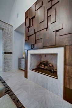 Modern Fireplace Tile Ideas, Best Design Modern Fireplace Designs With Glass For The Contemporary Home Modern Fireplace Tiles, Contemporary Fireplace Designs, Home Fireplace, Fireplace Surrounds, Contemporary Bedroom, Modern Fireplace Mantles, Contemporary Apartment, Contemporary Office, Contemporary Chandelier