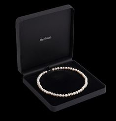 Pearl Necklace by Benham