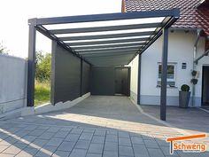 Carport Plans, Carport Garage, Pergola Carport, Carport Designs, Carports, Backyard, Patio, Concrete Floors, Home Decor Furniture