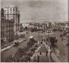 Cuatro Caminos. 1920