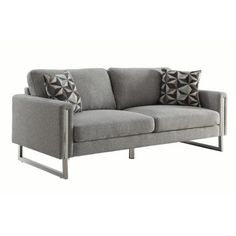 Stellan Sofa in Grey