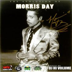 The Evolution Of Morris Day