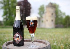 Arend Dubbel, Brewery De Ryck Herzele, Belgium 6.5% 6/10