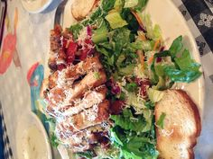 Bruschetta Salad from Italian Oven Bruschetta, Salmon Burgers, Regency, Oven, Salad, Meat, Chicken, Ethnic Recipes, Food
